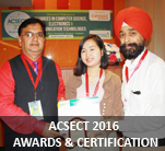 Acsect-2016-Certifications-&-Awards